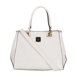 Ladies Handbag D1832-2,  white