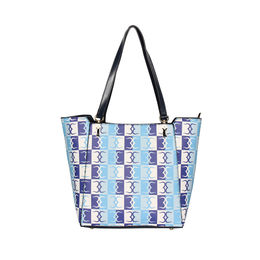 ESBEDA Logo Print pattern Handbag For Women,  blue