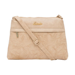 ESBEDA LADIES SLING BAG AD04052017,  beige
