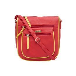 ESBEDA LADIES SLING BAG AS10122017,  red-yellow