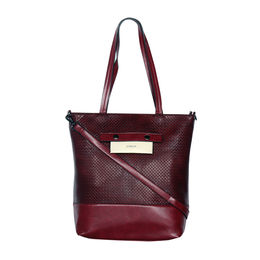 ESBEDA Big Size Odford Handbag For Women,  maroon