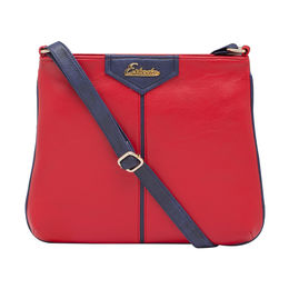 ESBEDA LADIES SLING BAG AD05052017,  red