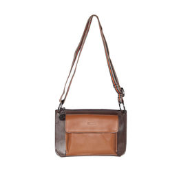 ESBEDA Solid Pattern Borse Sling Bag For Women,  brown