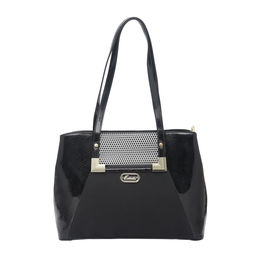 ESBEDA LADIES HANDBAG 18745,  black