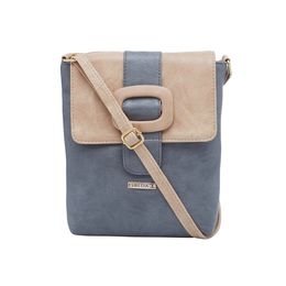 ESBEDA LADIES SLING BAG CD09122017,  grey-beige