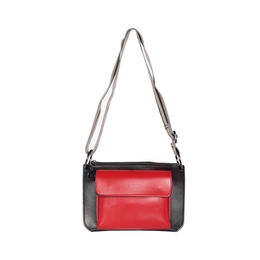 ESBEDA Solid Pattern Borse Sling Bag For Women,  red