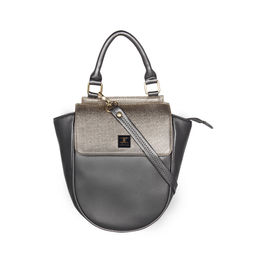 ESBEDA Cinhetic saddle Handbag For Women,  grey