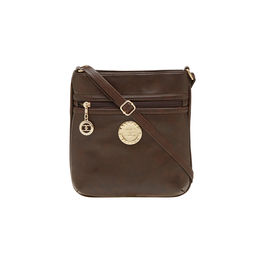 ESBEDA LADIES SLING BAG WA14082017,  d brown