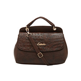 ESBEDA LADIES HANDBAG NH30082017,  d brown