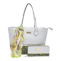 ESBEDA Ladies Handbag G-128,  silver