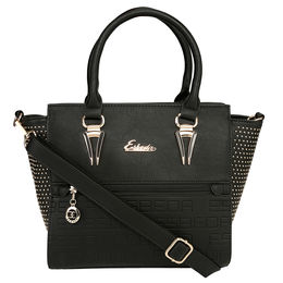Esbeda Ladies Shoulder bag D1689,  black