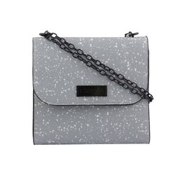 ESBEDA LADIES SLING BAG EB-002,  grey-white