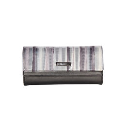 ESBEDA Printed Fusion wallet For Women,  grey
