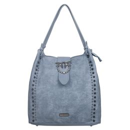 ESBEDA LADIES TOTEBAG L2982,  l-blue