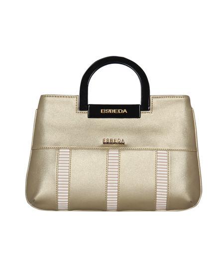 ESBEDA Medium Size Rhythm Striped Armbag For Women,  maroon