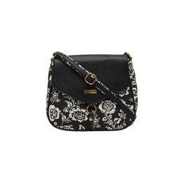 ESBEDA LADIES SLING BAG SS270717-1,  black