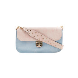 ESBEDA LADIES SLING BAG AS270717,  l blue-pink