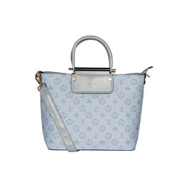 ESBEDA Printed Pattern Floral Printed Handbag For Women,  light blue