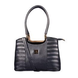 ESBEDA Emboss Glossy handbag-A00100028-14/5869,  grey