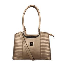 ESBEDA Emboss Glossy handbag-A00100028-14/5869,  gold