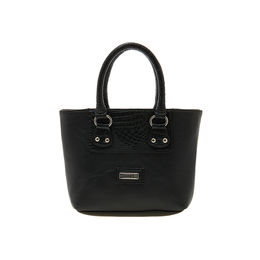 ESBEDA LADIES HANDBAG CD260717,  black