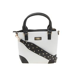 ESBEDA HANDBAG AS060717,  white-black