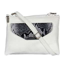 Esbeda Ladies Sling Bag MZ100916,  white