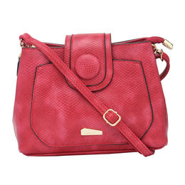 ESBEDA LADIES SLING BAG 160613,  red