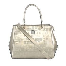 Ladies Handbag D1832-2,  pale gold