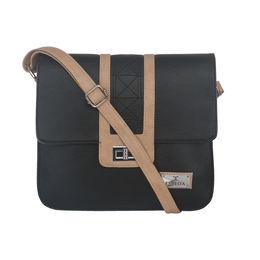 ESBEDA Ladies Sling Bag MZ270716,  black