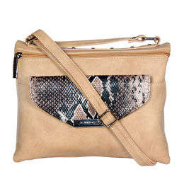 Esbeda Ladies Sling Bag MZ100916,  beige
