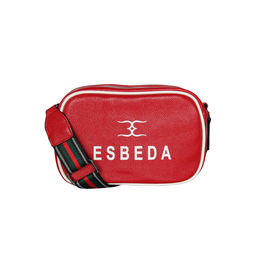 ESBEDA Solid Pattern Multipurpose Travelling Pouch For Women,  red