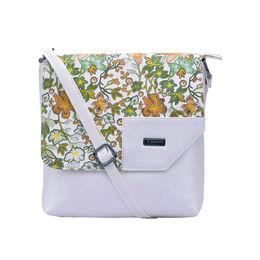 ESBEDA floral Pattern Floral Slingbag 001005277,  off-white
