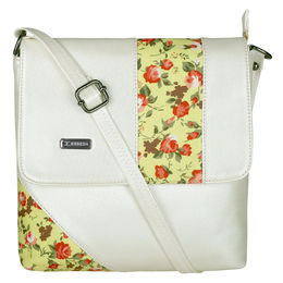 ESBEDA LADIES SLINGBAG A00100049-15,  cream