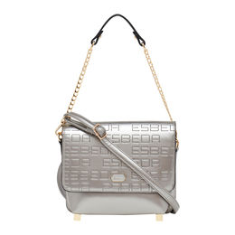 ESBEDA LADIES SLING BAG 18839,  grey