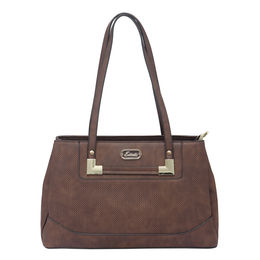 ESBEDA LADIES HANDBAG 18746,  coffee