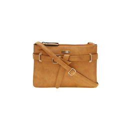 ESBEDA LADIES SLING BAG AS280717,  tan-d brown