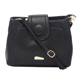 ESBEDA LADIES SLING BAG 160613,  black