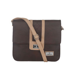 ESBEDA Ladies Sling Bag MZ270716,  brown