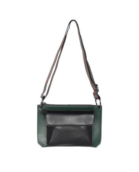 ESBEDA Solid Pattern Borse Sling Bag For Women,  antiq