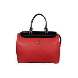 ESBEDA Big Size Solid Dufflebag For Women,  red