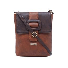 ESBEDA LADIES SLING BAG CD09122017,  tan-d brown