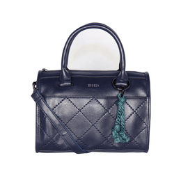 ESBEDA Solid Pattern Dolce Designer Handbag For Women,  blue