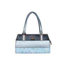 ESBEDA Solid Pattern Handbag For Women,  blue