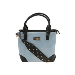 ESBEDA HANDBAG AS060717,  l blue-black
