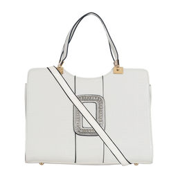 Ladies Handbag D1511,  white