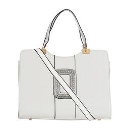 Ladies Handbag D1511,  white
