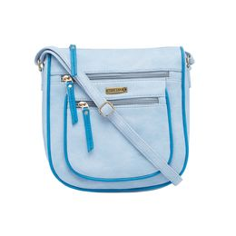 ESBEDA LADIES SLING BAG AS10122017,  l blue-s blue