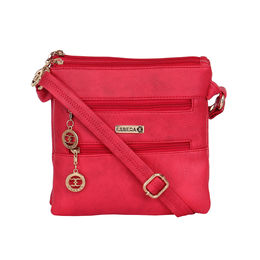 ESBEDA LADIES SLING BAG MA220716,  red