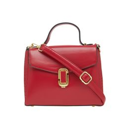 ESBEDA LADIES HANDBAG 19422,  red